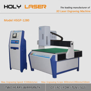 Hsgp-1280 3D Large Size Glass Laser Engraving Machine pictures & photos