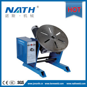 Welding Positioner /Tilt Table/Welding Turntable (50kg) pictures & photos