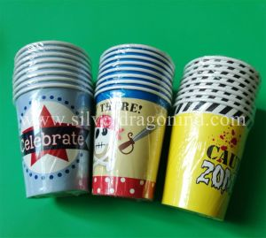 Hot Selling Decorative Party Disposable Paper Cup pictures & photos