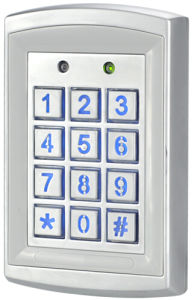 New Access Keypad with Doorbell Function pictures & photos