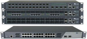 Advanced Managed Fiber Optic Switches pictures & photos