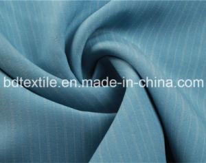 Strip Mini Matt 100% Polyester Fabric, Plain Fabric, 300dx300d pictures & photos