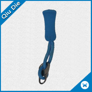 Sillicone Polyester Zipper for Shoe /Luggage pictures & photos
