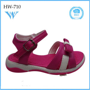 Girls Leisure Shoes Good Quality Kids Sandal pictures & photos