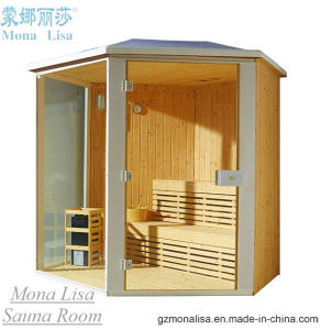 Special Design Portable Outdoor Sauna Room (M-6012) pictures & photos