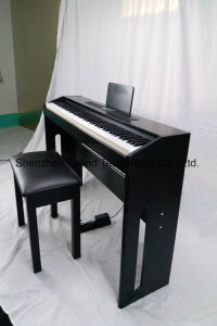 88 Key Digital Piano / Electronic Piano with 1 Pedal (GD-8815B) pictures & photos