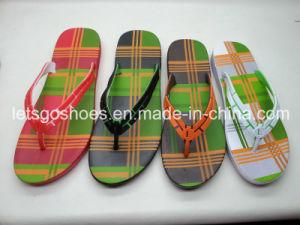 Confortable EVA Flip Flop Slipper (21jk1301) pictures & photos