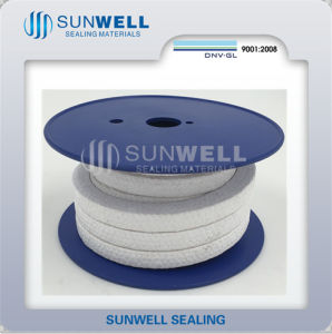 Pure PTFE Gland Braided Packing for Valve and Pump (SUNWELL) pictures & photos