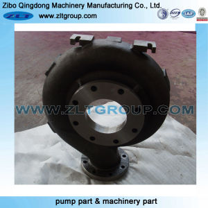 Durco Centrifugal Stainless Pump Spare Parts Pump Casing pictures & photos