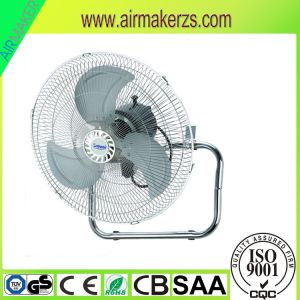"18"" High Speed Silver Color Wall Mounted Fan pictures & photos"