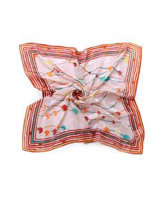 Twill Silk Scarf with High Quality