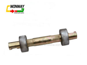 Bicycle Parts MID Axle Round Axle pictures & photos