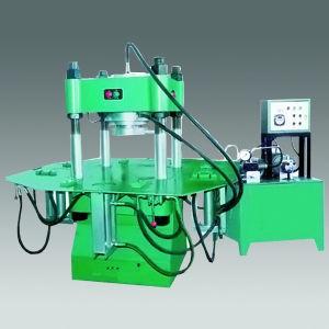 Hydraulic Manual Paving Block Making Machine Paver Blcok Machine pictures & photos