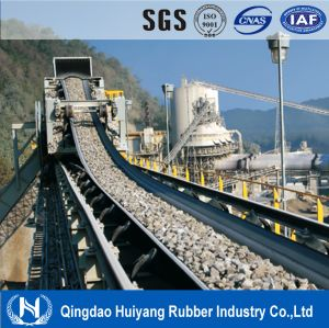 Steel Cord Impact Conveyor Belt for Large Goods Transportaion