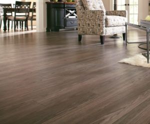 Commercial Non-Slip Lvt PVC Vinyl Flooring/Recycled Plastic Plank/PVC Flooring Plank pictures & photos