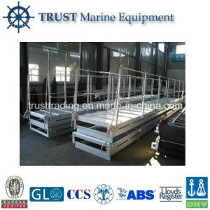 Manufacturer Supply Custom Aluminium Marine Gangway pictures & photos