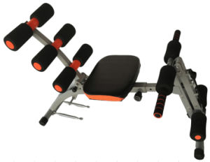 China Manufacture Sit up Bench Ab Exercise Machine/Abdominizer pictures & photos