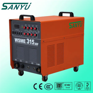 SANYU PULSE AC/DC INVERTER TIG WELDING MACHINE/WELDER pictures & photos