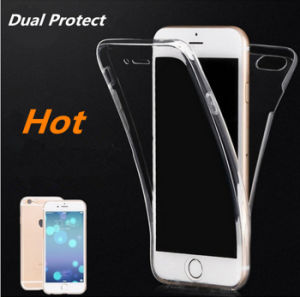 360 Degree Full Protect Case Front and Back for iPhone 7 pictures & photos