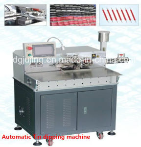 Automatic Cable Twisting and Tin Dipping Machine pictures & photos