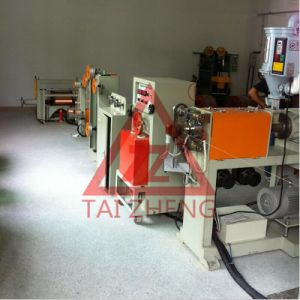 Coaxial Cable Extruder Manufactruing Machine pictures & photos