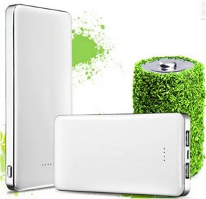 12000mAh Portable External Power Bank Battery Charger for Mobile Phone pictures & photos