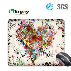 Soft Smooth Cloth Surface Sublimation Printing Mouse Pad pictures & photos
