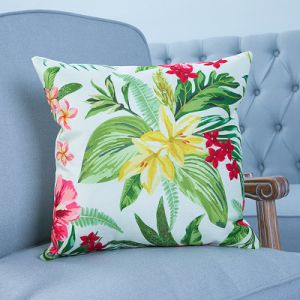 Digital Print Decorative Cushion/Pillow with Botanical&Floral Pattern (MX-21F) pictures & photos