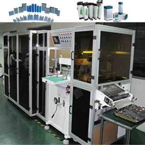 LiFePO4 Lithium Battery Production Line Electrode Pole Die-Cutting Machine pictures & photos