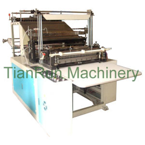 Double-Layer High-Speed PE Plastic Bag Making Machinery (TR-CC600, TR-CC800, TR-CC1200) pictures & photos