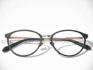 Round Frames Eyeglasses Aluminium Eyewear Optical Frames