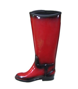 Horse Riding Rubber Boot pictures & photos
