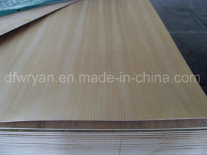Wonderful 18mm Decorative Teak Veneered Plywood pictures & photos