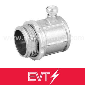 Die-Cast Zinc or Aluminum EMT Connector pictures & photos