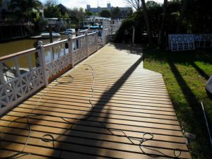 Backyard Wood Decking (BTD-X) pictures & photos