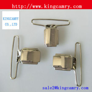 Belt Fasteners Buckles / Metal Adjuster Adjustable Clips Fasteners Suspender Clips pictures & photos