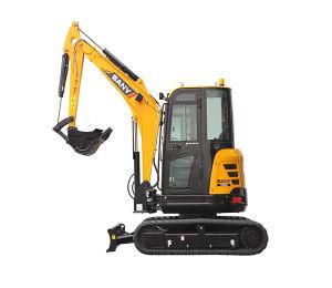 Sany Sy35 Mini Compact Excavator