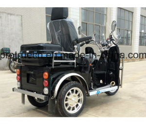 Handicapped Tricycle /Three Wheel Motorcycle for Disabled pictures & photos