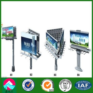 Design a Perfect Steel Outdoor Billboard Structure pictures & photos