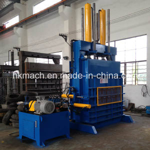 High Quality Waste Tire Baler