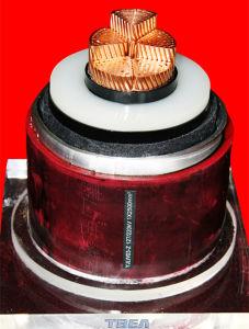 220kv Power Cable with Cu/XLPE/CAS/PE-2200mm2
