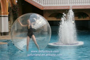 Inflatable TPU Ball for Water Park