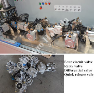 Four Circuit Valve Test Equipment pictures & photos