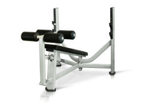 Olympic Decline Bench Commercial Fitness/Gym Equipment (V8-106) pictures & photos