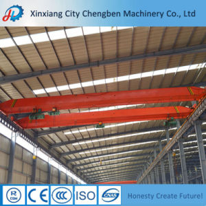 Mobile Overhead 5 Ton Single Beam Bridge Crane for Workshop pictures & photos