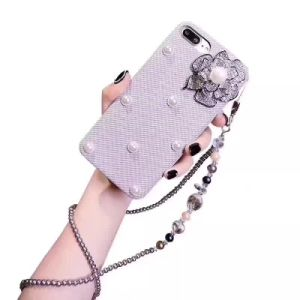 Various High End Fabric Wrapped Rigid Mobile iPhone Case for iPhone 6/7/8 pictures & photos
