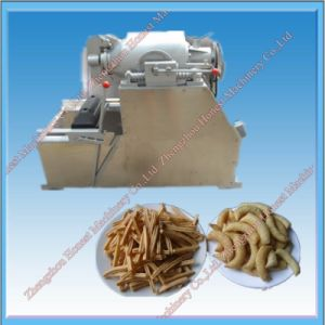 High Efficiency Cereal Snack Food Extruder pictures & photos