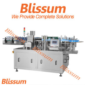 Hot Melt Glue OPP Labeling Machine pictures & photos