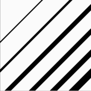 Spain Pattern Black&White Porcelain Rustic Floor Tile pictures & photos