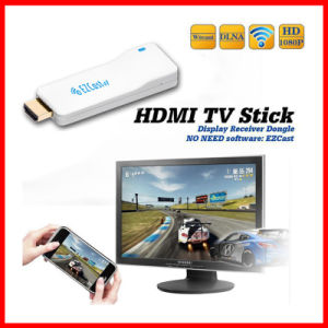 Miracast Dlna Airplay Mirroring Windows Android Ios Ezcast Tablet / TV Dongle Stick pictures & photos